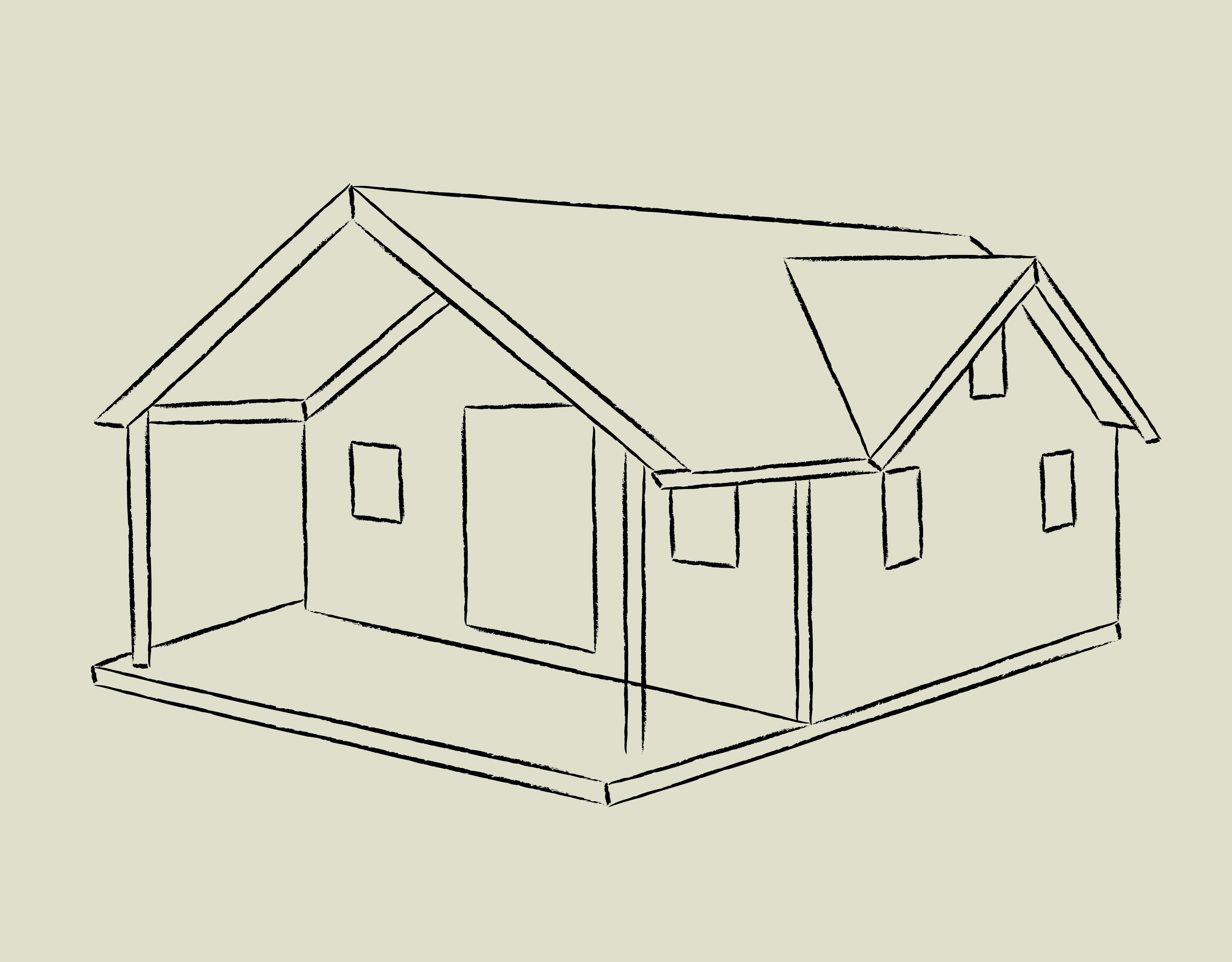 Octagon Shaped Floor Plans The Suitable Home Design